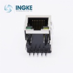 10G Base-T RJ45 Modular Jack Connector Low Profile(10GbE)